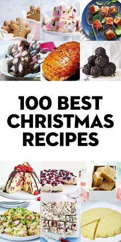 Awesome holiday desserts recipes are offered on our website. Check it out and you wont be sorry you did. New Year's Desserts, Holiday Baking, Christmas Desserts, Christmas Treats, Dessert Recipes, Christmas Foods, Christmas Dinner Menu, Christmas Lunch, Christmas Cooking