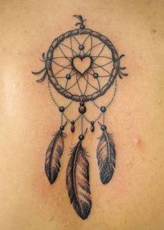 Resultado de imagem para tatuagem de filtro dos sonhos no braço