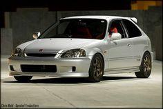 Clean Honda Civic EK