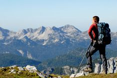How to train for your next backpacking trip.