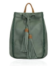 CALLISTA Cactus Jade Backpack