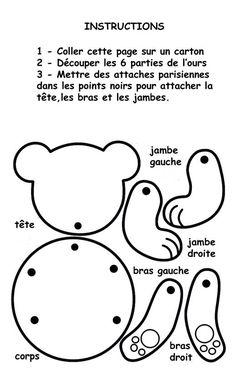 ours polaire dessin - Recherche Google