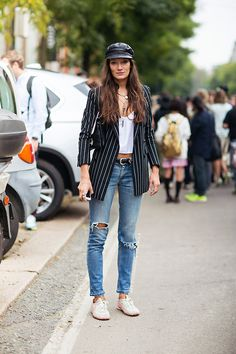 How To Street Style: NEW STREET STYLE
