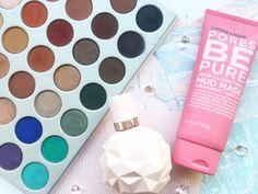 Jeg fortæller om de bedste produkter fra oktober. Både makeup, hudpleje og en parfume. Denne måned er det virkelig nogle fantastiske produkter...