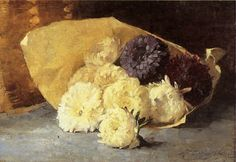 Asters.: Helene Schjerfbeck