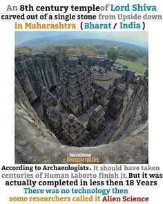 True Interesting Facts, Interesting Facts About World, Intresting Facts, Amazing Places On Earth, Beautiful Places To Travel, Hinduism History, Unbelievable Facts, Amazing Facts, Amazing Photos