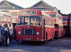 Eastern Counties received four Bedford VAM with ECW B41F bodywork in 1967. Given the rather apt designation SB661-664, NAH661F-NAH664F the f...