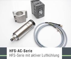 Komplett-Paket HFS-6508-AC (Luftgekühlt 0,8kW)