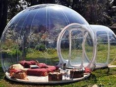 des igloos de jardin
