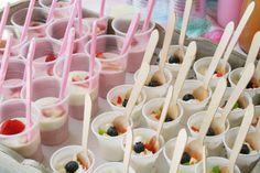 kids birthday party treats food