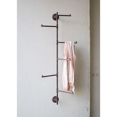 Swivel Pipe Coat Rack #wishlist