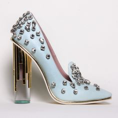 Christian Siriano, Crystal Pump