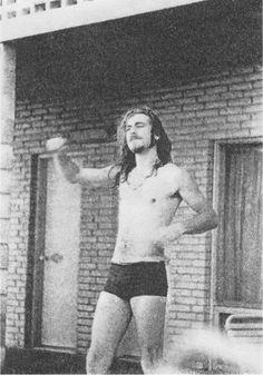 Robert Plant of Led Zeppelin: