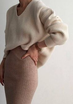Source by chandeliervibes The post Minimal beige outfit appeared first on How To Be Trendy. Minimal beige outfit Minimalistic Outfit Ideas for Fall Fashion Mode, Look Fashion, Trendy Fashion, Fashion Trends, Womens Fashion, Fashion Fall, Fashion Ideas, Classy Fashion, Fashion 2018