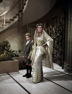 One of my favorite movies! Auntie Mame was always clean from head to toe!
