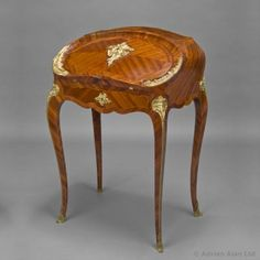 .Louis XV Style Bureau de Dame