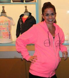 1cf46c5b0 Breast Cancer Awareness Month Pink Hoodie. Ellen DeGeneres · Ellen Shop
