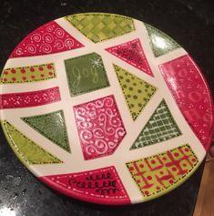 Ceramic Christmas pl