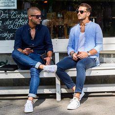 Dress to express, not to impress — coolcosmos: Kosta W. & Sandro