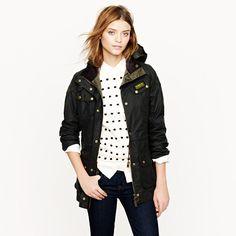 #barbour jacket. classic.