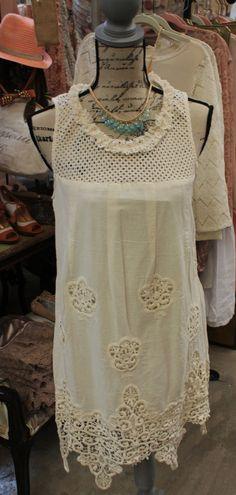 Sweet dream ivory dress $102.95