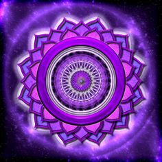 The basic issues of your crown chakra are connection to source or the Divine, Wisdom, intuitive knowing and spiritual development.