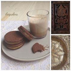 Acquolina: Biscotti al cappuccino
