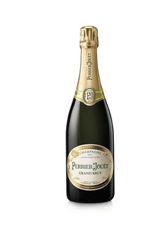 Champagne Grand Brut - very dry champagne - Perrier-Jouët Champagne