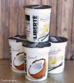 My New Favorite Healthy Snack: Liberte Yogurt Perfection Review #PlatefullCoOp