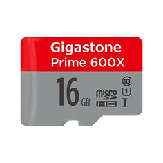 Gigastone 16GB Micro SD Card U1 Memory  SD Card Adapter MicroSD for Samsung Galaxy Note Edge LG Motorola Moto Sony Asus Droid ZTE HTC Huawei Android Windows Smartphone Tablet Camera Drone PC Mac ** Learn more by visiting the image link.