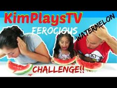 WORLD'S MOST FEROCIOUS Watermelon Eating Challenge + Win Cool Toys by Ki...