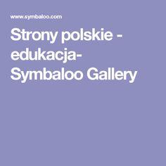 Strony polskie - edukacja- Symbaloo Gallery