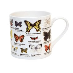 I Just Love It Butterflies Mug Butterflies Mug - Gift Details. Want to study wildlife from the comfort of your own home? Our beautiful Butterfly Mug allows you to do just that!. Featuring a whole host of butterfly illustrations tak http://www.MightGet.com/january-2017-11/i-just-love-it-butterflies-mug.asp