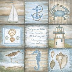 Safe Harbors, Beach Shore (Annie LaPoint)