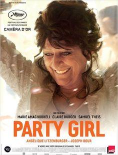 Party Girl by Marie Amachoukeli, Claire Burger, Samuel Theis, France