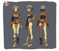 Roids: The amazing designs of KIM, IL KWANG Studio Mirs Character Design Chief, showin his chops Character Model Sheet, Character Modeling, Game Character, Character Concept, Concept Art, Character Design Animation, Female Character Design, Character Design References, Character Design Inspiration