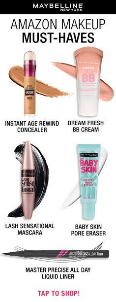 Makeup Morphe, Maybelline Makeup, Makeup Dupes, Makeup Kit, Geisha Make-up, Baby Skin Pore Eraser, Beauty Online Shop, Make Up Workshop, Everyday Makeup For School