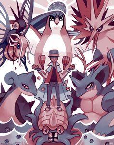 Twitch Plays Pokemon Red by purplekecleon Pokemon Fan Art, Pokemon Red, Play Pokemon, Pokemon Games, Pokemon Pins, Pokemon Stuff, Twitch Pokemon, Bird Jesus, Pikachu