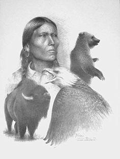 "Limited Edition Print ""Natural Understanding"" (Unframed) Wildlife Art E-ArtDesign.US http://www.amazon.com/dp/B00I0GS6MA/ref=cm_sw_r_pi_dp_Hd08vb1F85NMX"