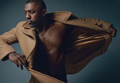 The Undeniable, Indescribable Appeal of Idris Elba: Cover Stars : Details