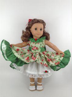 American Girl 18inch Doll Clothes Daisy Kingdom by HFDollBoutique