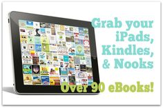 10 Reasons Not to Miss Purchasing This 90+ eBook Bundle {deal only available through August 25, 2013}