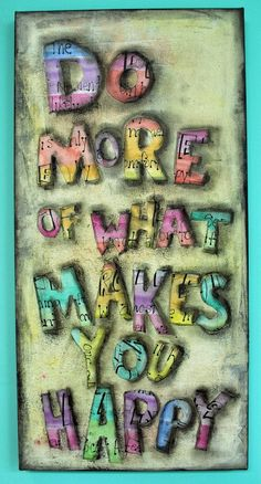 Art journal pages, art journaling, altered books, altered art, mixed media art Art Journal Pages, Art Journals, What Makes You Happy, Are You Happy, Altered Books, Altered Art, Art Journal Inspiration, Journal Ideas, Smash Book