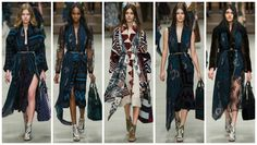 Burberry Fall/Winter 2014-2015