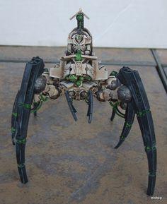 Necron Triarch Stalker photo by elotsip