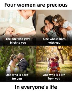 Four different roles of women with different stages of life shows how she has to manage her different responsibility in her complete lifestyle. Life Quotes Pictures, Dad Quotes, Real Life Quotes, Reality Quotes, Real Friendship Quotes, Crazy Girl Quotes, Girly Quotes, Funny Girl Quotes, Good Thoughts Quotes
