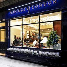 Aspinal of London @ Brook Street W1