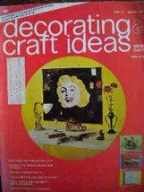 MARILYN MONROE 1974 Decorating Craft Ideas by FortMyersRecycler, $9.99