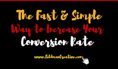 The Fast & Simple Way to Increase Your Conversion Rate [An Encyclopedia of Call-to-Action Ideas] #digitalmarketing