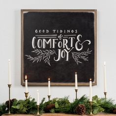 Good Tidings Sign - Magnolia Market | Chip & Joanna Gaines